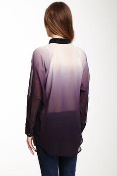 Ombre Dress Shirt