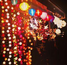 Bohemian Lights and Lanterns