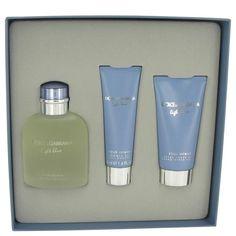 GSet  4.2 oz Eau De Toilette Spray + 2.5 oz After Shave Balm + 1.7 oz Shower Gel Check out My website shopflyretail.com