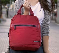 Looking to travel home with style this Thanksgiving? Enter to win this Beside-U® Backpack.