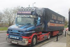seen passing Mayflower park in Southampton Volvo, Old Lorries, All Truck, Commercial Vehicle, Semi Trucks, Cool Trucks, Britain, Cool Photos, Transportation