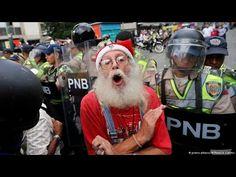 Marcha de los Abuelos en Venezuela - Resumen y Declaraciones. ConcluAbue...