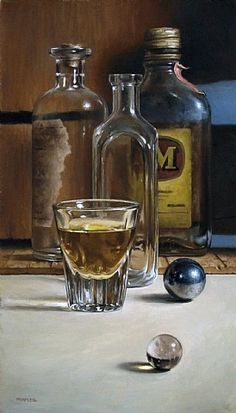 Hyper-realism; love it sometimes. Takes real talent. --Michael Naples.