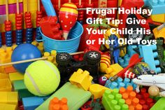 Hint Mama shares an approach for saving on holiday gifts for young kids.