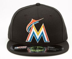 b13995dd953 2012 MLB season marks the debut of the Miami Marlins! Twenty One Pilots Hat