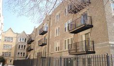 commercial grade steel balconies