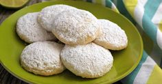 Lime cooler cookies recipe - I made lemon coolers years ago and the recipe called for unsweetened lemon Kool-Aid mixed in the powder sugar for coating.
