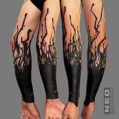 tatuaż Venom