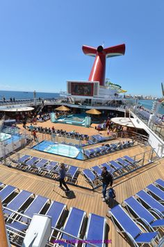 Carnival Sunshine Photos | Carnival Sunshine Cruise, Barcelona, Embarkation, Page 2