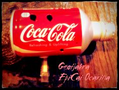 Coca Cola Ocarina by ~Geotjakra on deviantART
