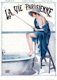 George Leonnec, 191, for La Vie Parisienne