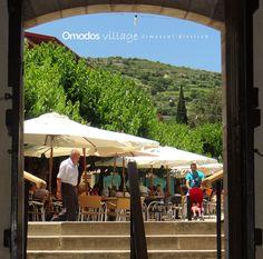 Omodos Village  (Limassol District)