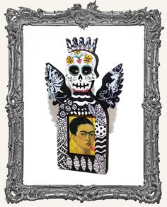 Inspiration Fairy Shrine Kit - Dia De Los Muertos - Style 6