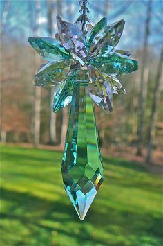 il_fullxfull.160169303.jpg (996×1500) -  Wind Chime Glass , beautiful !