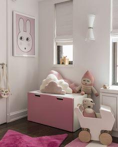 Pink Kids Room Nursery S Bedroom Toys Design