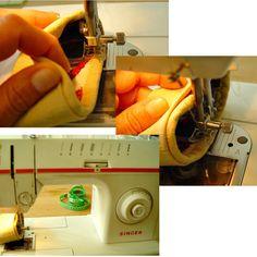 The Textile Cuisine: How to make a bracelet? / Jak zrobić bransoletkę?