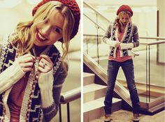 I love this outfit SO much that I so regret not buying this cardigan from American Eagle when I still could. :(