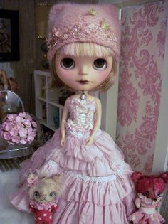 Pink Dolly Love ..... | Flickr - Photo Sharing!