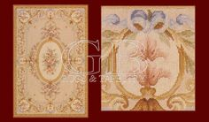 TAPPETO NEEDLE POINT , TAPPETI AUBUSSON E NEEDLE POINT_141326733096