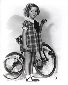 Shirley Temple, So adorable in BabyDoll Dresses and the cutest little legs.