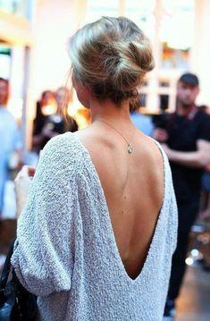Low back.