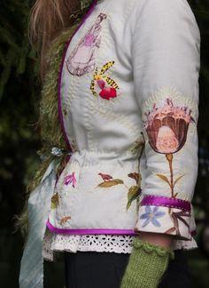 GOODIEBAG jacket by anu kaelussoo