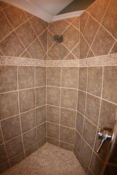 Construction Professionals Clive Master Bathroom Tile Shower