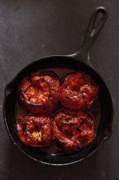 Roasted Caramelized Tomatoes