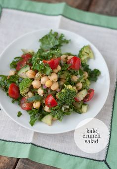 Kale Salad | this he