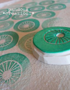 block print fabric  #stamp