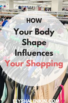 To answer the question, what is my body shape, relies on two important factors. If you only look at one aspect, you're not seeing the whole picture, and you won't be able to fully understand how your body shape contributes to your style.