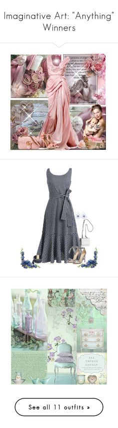 """""""Imaginative Art: """"Anything"""" Winners"""" by majezy ❤ liked on Polyvore featuring Tela Beauty Organics, Motherhood Maternity, Elie Saab, Gucci, J.Crew, Kendall + Kylie, Alexandre Birman, Design Lab, interior and interiors"""
