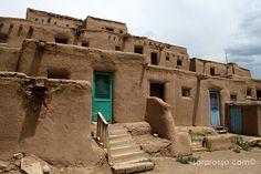 Taos Pueblo, NM ~ such wonderful memories of time spent in Taos, including the pueblos...