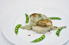Chicken Saute with Dill Sauce                         http://g-veggie.com/gandv/