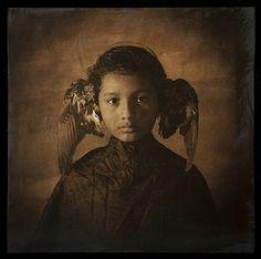 Joven Alado by Luis González Palma