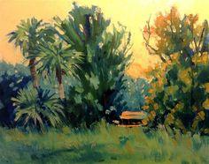 """Abstracted Landscapes Series  # 5"" - Original Fine Art for Sale - © Linda Blondheim"