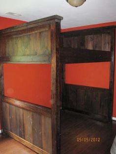 Farmhouse Loft Bed (Full) | Do It Yourself Home Projects from Ana White HOMEMADE