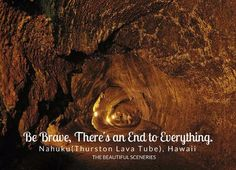 This lava tube was discovered in 1913 by Lorrin Thurston a local newspaper publisher. At that time the roof of the tube was covered with lava stalactites but those soon disappeared to souvenir collectors.  photo source: huffingtonpost  #travel #traveling #TFLers #vacation #visiting #instatravel #instago #instagood #trip #holiday #photooftheday #fun #travelling #tourism #tourist #instapassport #instatraveling #mytravelgram #travelgram #travelinggram #igtravel #photography #photos #romantic…
