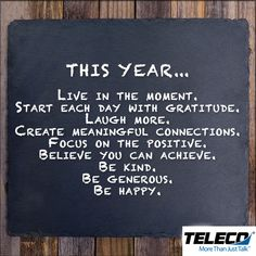 It's not too late to make a New Year's resolution. There are still 345 more days to go in Communication System, Telephone, Believe In You, Connection, Positivity, In This Moment, Day, Phone