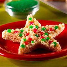 Christmas Star Treats(TM) - Allrecipes.com