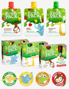 Toys package bag Ideas for 2019 Yogurt Packaging, Kids Packaging, Juice Packaging, Food Packaging Design, Packaging Design Inspiration, Kids Yogurt, Diy Toy Storage, Childrens Meals, Fru Fru