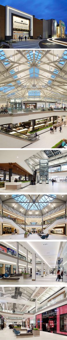 Promenades St-Bruno in St-Bruno-de-Montarville, QC - designed by GH+A in collaboration with Archifin Group