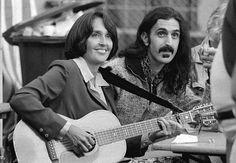 Joan Baez & Frank Zappa 1977