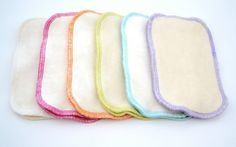 Pretty cloth wipes