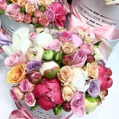 Monday Gift #themillionroses by the.million.roses