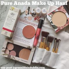 If You follow me for any amount of time, You will know my love for Pure Anada, it runs deep, ever since I discovered it in 2015-16. The mineral make up is one of the cleanest, most pigmented and most affordable clean make up out there. I have blogged about it time and time again, then tried their body and hair care and fell in love some more! Interested? Then You are in the right place, let's dive in! PS. SAVE WHOOPPING 25% with my code GREENLIFE!! Black Friday who? :)