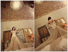 Imogene 2012 - F Wilson Bridal Couture