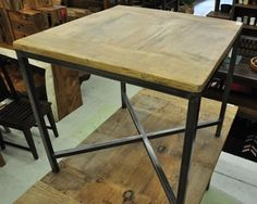 Besi Square Coffee Table