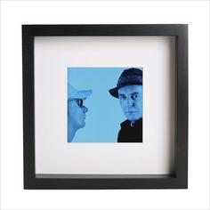 Pet Shop Boys Neil Tennant Chris Lowe custom by DivasAndIcons