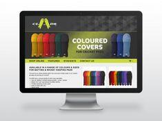Clads website designed at The Fount Web Design, Branding, Website, Design Web, Brand Management, Identity Branding, Website Designs, Site Design